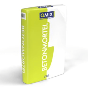 Betonmortel Q-mix C20/25 zak à 25kg
