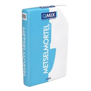 Metselmortel met kalk Q- mix M5 A/B zak à 25kg