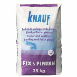 Fix en Finish Knauf 25kg